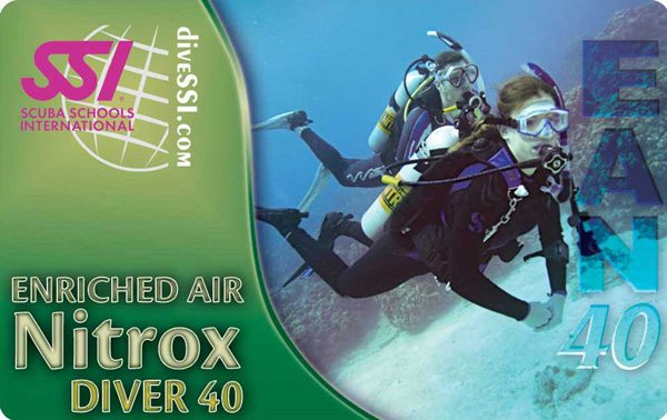 Nitrox Diver – Franks Underwater Sports
